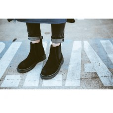 Women's street wear boot shoe